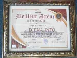 DJENA ATTESTATION